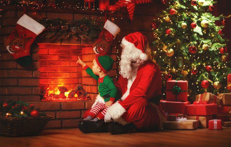 escuela de navidad linares casa noel