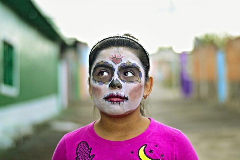 maquillaje infantil pintacaras fiesta carnaval